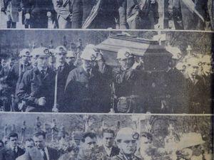 Décès et obsèques d'Auguste Ferrari en 1962
