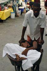 Haïti-Cholera : Situation alarmante dans le Sud