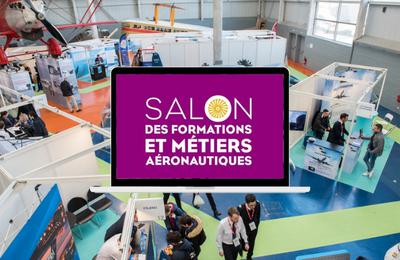 Le Salon des formations et métiers aéronautiques se tiendra du 4 au 6 juin !