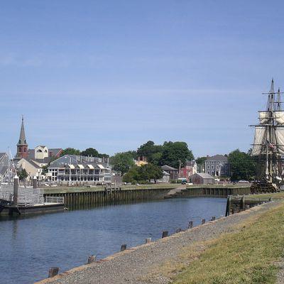 Road Trip jour 2 : Salem et Boston...