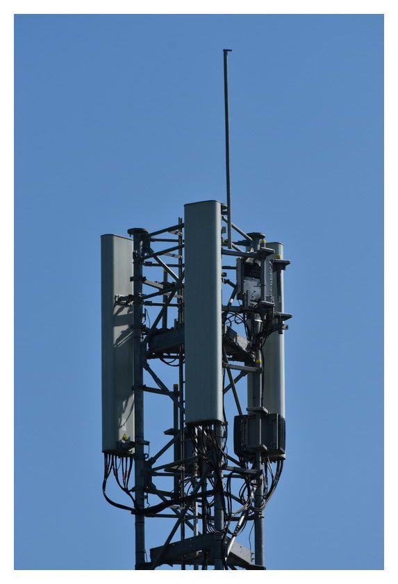 Des antennes
