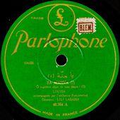 Louisa - Ya Manna - Parlophone, c. 1930
