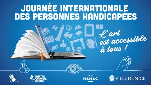 JOURNEE  INTERNATIONALE DES PERSONNES HANDICAPEES