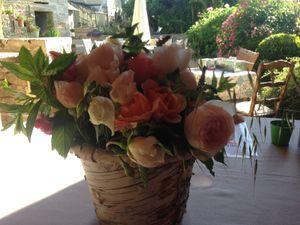 Bouquets d'accueil