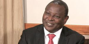 Equity Group CEO Dr. James Mwangi