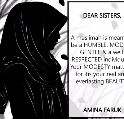 Life of a Muslimah in the university.
