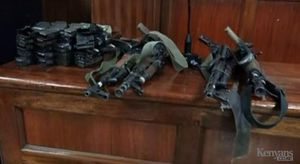 Weapons used in the Garissa University attack YouTube