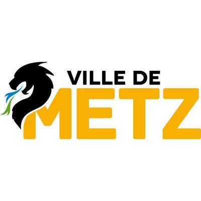 Le nouveau logo de la ville de Metz: le Graoully…