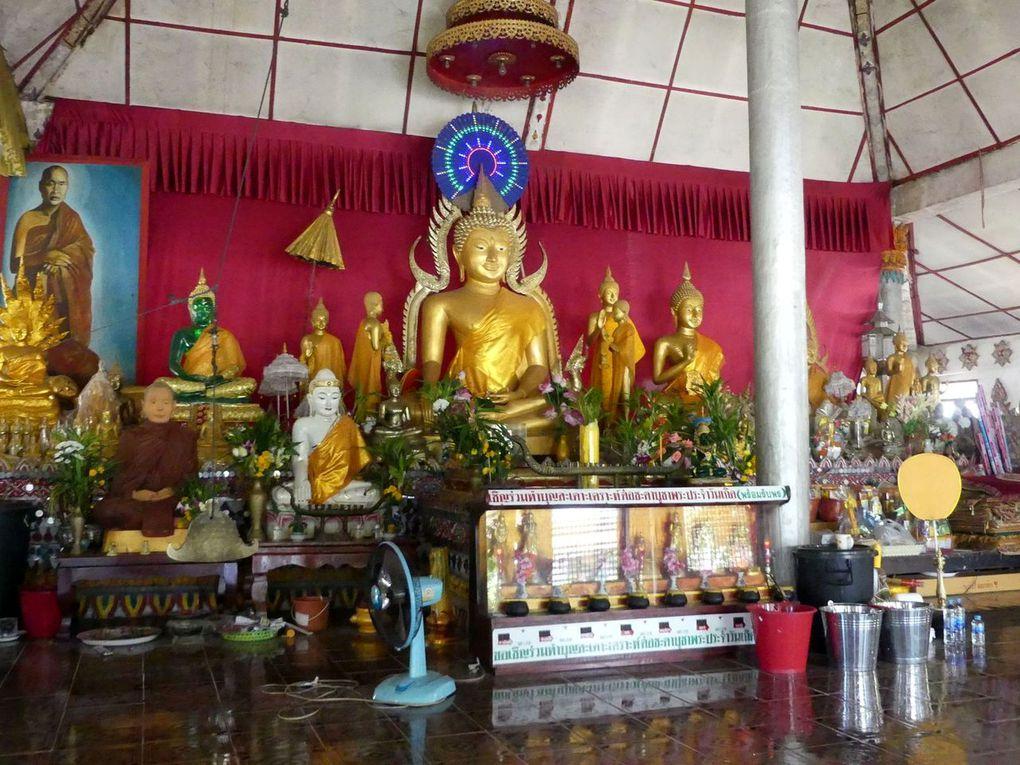 Wat Somdet à Sangkhlaburi