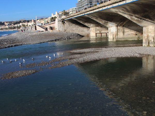 Promenade du Paillon à Nice