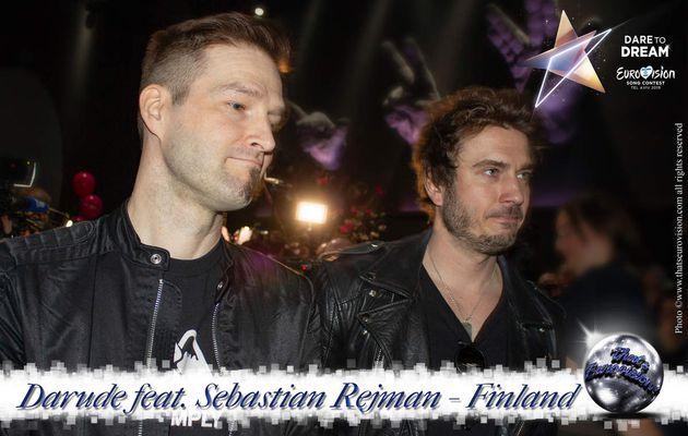 Finland 2019 - Darude feat. Sebastian Reijman - Eurovision is a Festival of Love!
