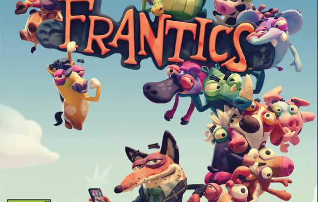 TEST de FRANTICS (exclusivité PS4) : un mignon party game ambiance LITTLE BIG PLANET
