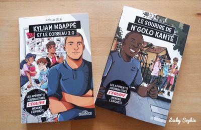 Des livres pour fans de foot #2
