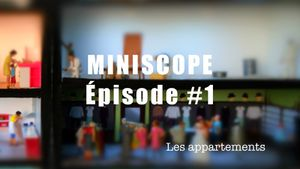 MINISCOPE, images exclusives...