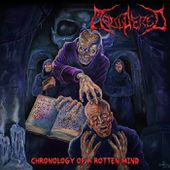 SAT179: Mouldered - Chronology Of A Rotten Mind (2017), by Satanath Records