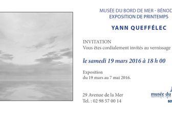 Exposition de Yann Queffelec à Bénodet