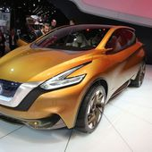 Nissan Resonance - FranceAuto-actu - actualité automobile régionale et internationale