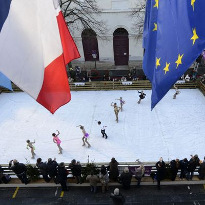 Patinoires mobiles 2013