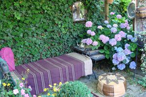 Création du jardin