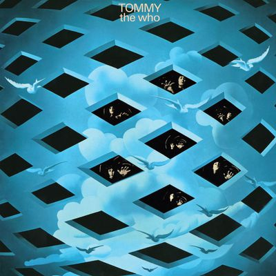 The Who Tommy (Track/Polydor, 1969)