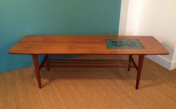 Table Basse 50s Webe