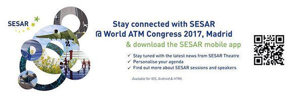 SESAR at World ATM Congress 2017