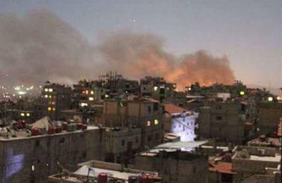 Syrie. Quatre combattants du Hezbollah tués dans les frappes israéliennes nocturnes (AFP)