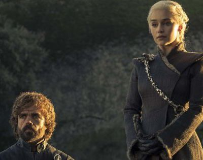 "8ème et ultime saison de ""Game of Thrones"""