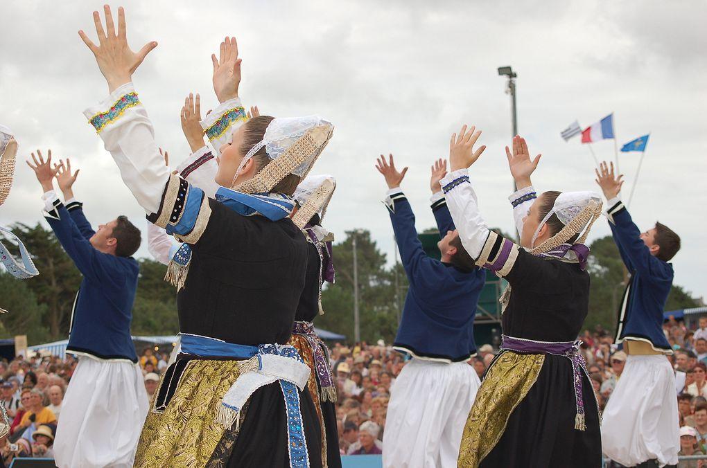 Esemble de danses de Kerfeunteun/Quimper