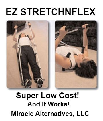 EZ STRETCHNFLEX (Inexpensive - Guaranteed NO MORE Neck And Back Pain) REVIEW!