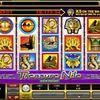 Le jackpot progressif de la machine à sous mobile Treasure Nile tombe de nouveau