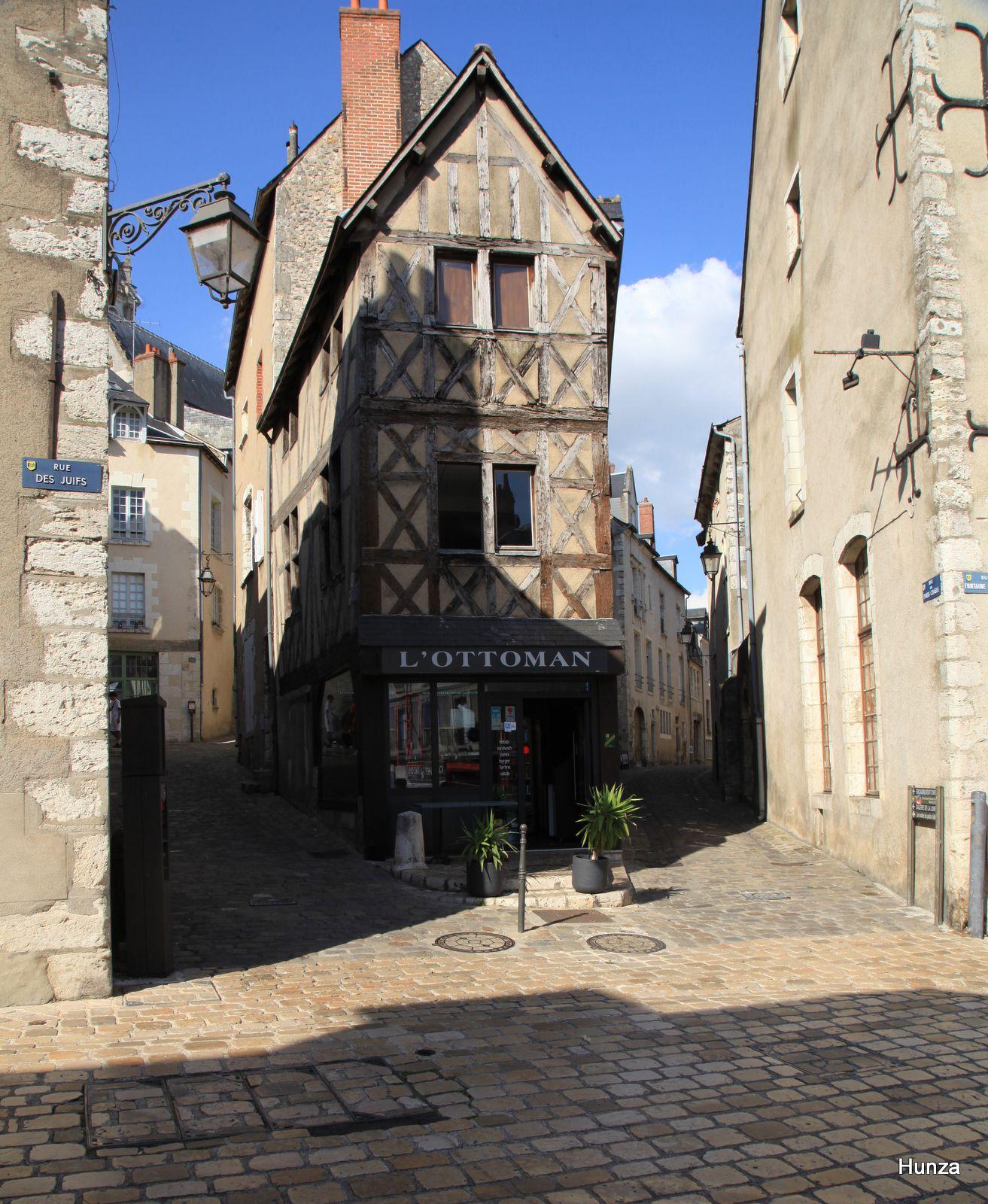 Blois, maison de l'image Saint-Michel