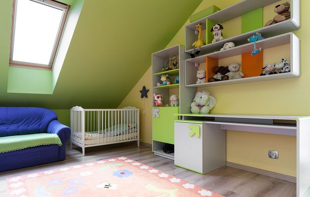 Shades of Green Paint Color for Your Home: Let's Invite Nature to Your Home!