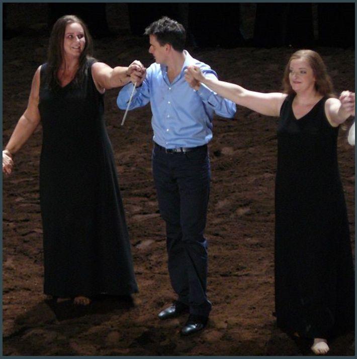 Irène Theorin, Philippe Jordan et Ricarda Merbeth