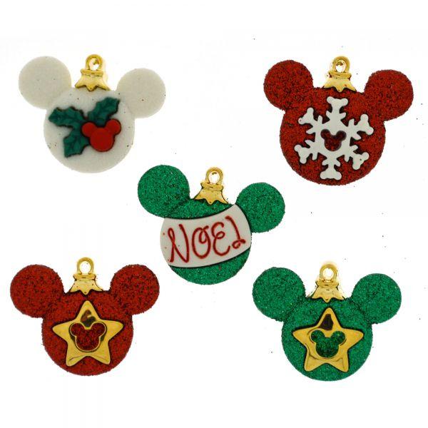 Nouveautés Boutons : Noël, Disney...