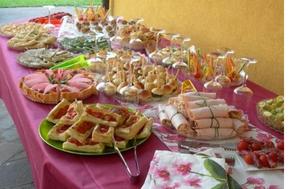 Scegliere un menù adatto per un buffet