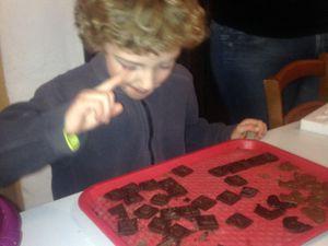 Blieux Miam le bon chocolat