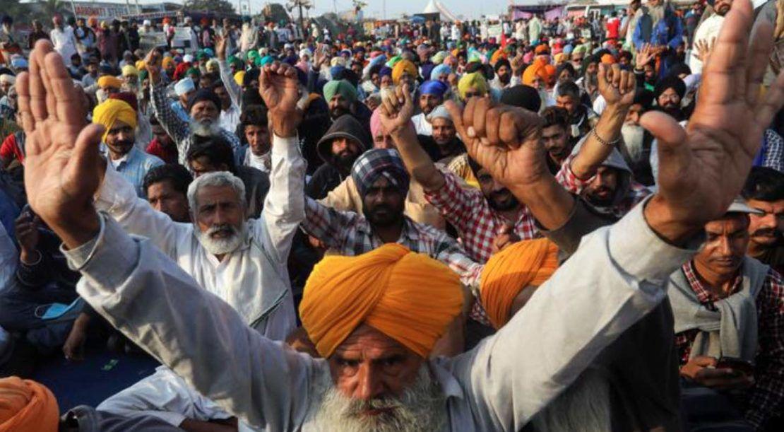 Révolte des agriculteurs de l'Inde - [ Blog Histoire et Société]