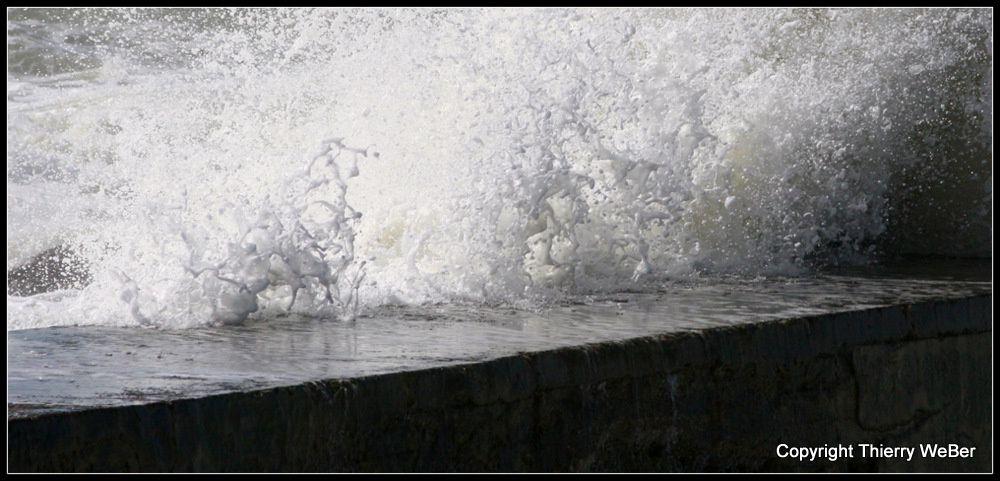 Tempête Ulla 14 Février 2014 Cote Sauvage Le Croisic - Thierry Weber
