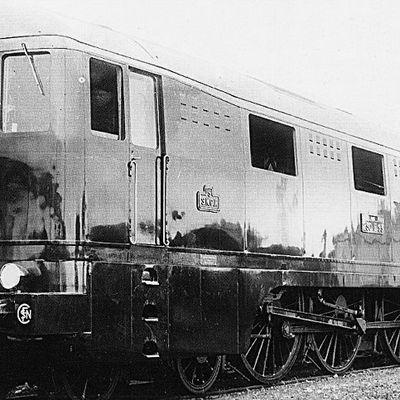 La locomotive 230 E93