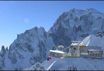 L'Ottava Meraviglia del Mondo: Salita a Punta Helbronner, al cospetto del Monte Bianco. 10/ 11 Ottobre 2015
