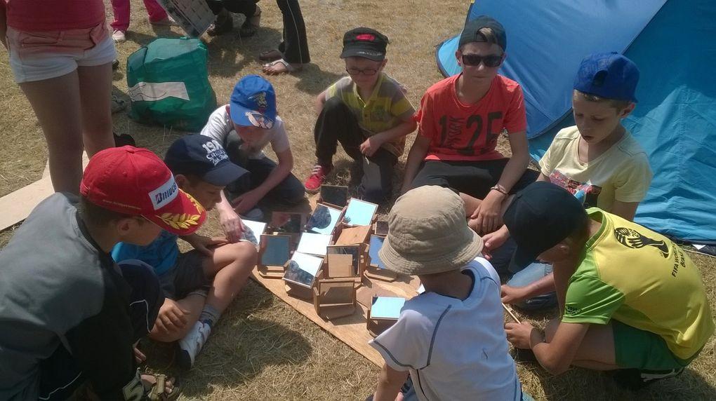 Mini camps énergie solaire