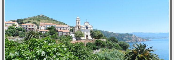 Cargèse en Corse