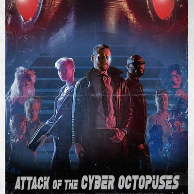 ATTACK OF THE CYBER OCTOPUSES