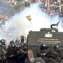 Bolivie : permis de tuer pour les gorilles du coup d'État