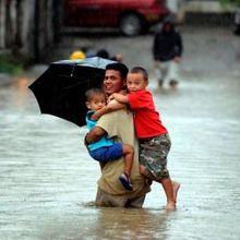 """El Frente de Resistencia llama al apoyo solidario para """"barrios y colonias afectados por las lluvias"""""""
