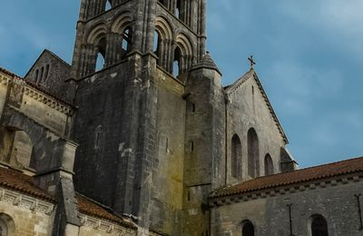 Vézelay s'illumine