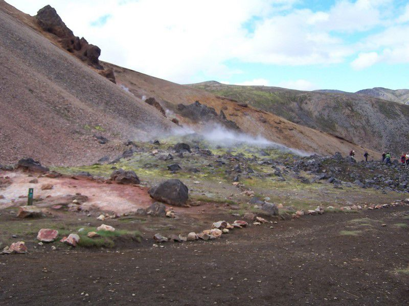Réserve naturelle Fjallabak (Landmannalaugar)