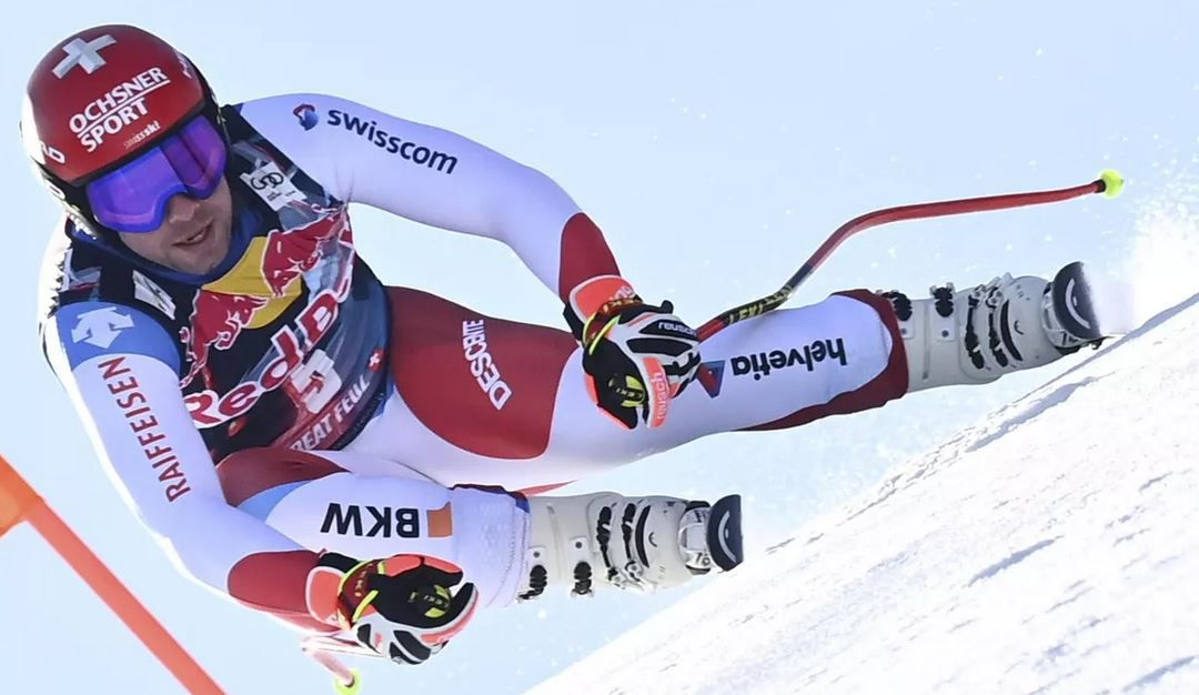 La Descente Dames de Cran Montana la Descente Messieurs de Kitzbühel samedi sur Eurosport !
