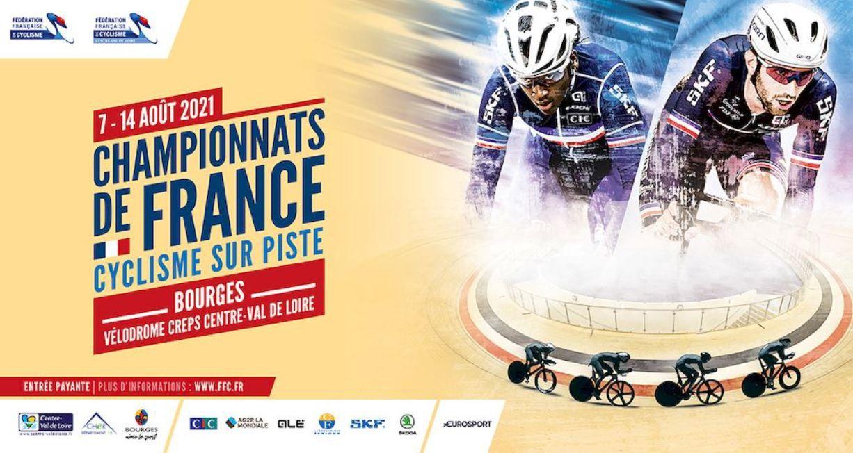Championnat de France de Cyclisme sur piste : Sur quelle chaîne suivre la compétition samedi ?